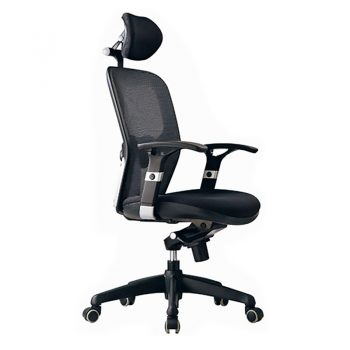 Vibe High Back Chair with Headreast