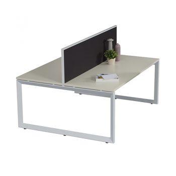 Modular Loop 2-Way Desk Pod
