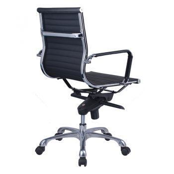 Valentina Medium Back Chair, Rear View
