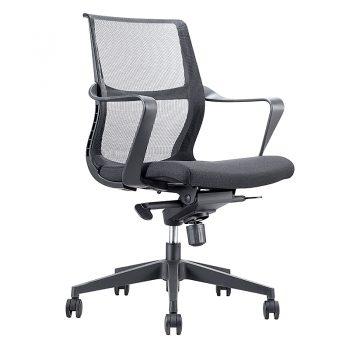 Downtown Promesh Medium Back Chair