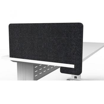 Slide-On Desk Divider