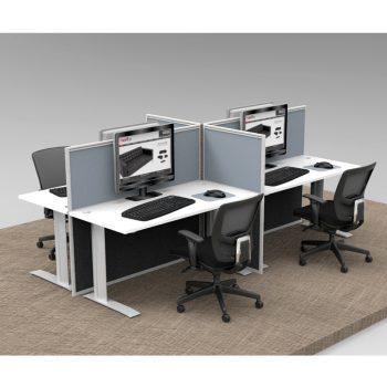 4-Way Desk Pod