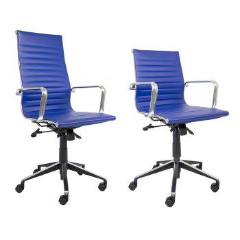 Hunter Chair Range, Blue