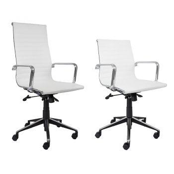 Hunter Chair Range, White