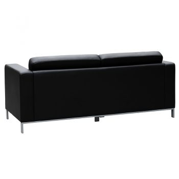 Carra 3 Seater Lounge, Rear View