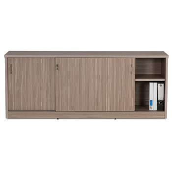 Timber Sliding Door Credenza