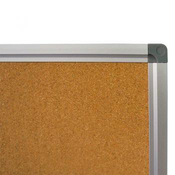 Deluxe Cork Board, Frame Detail