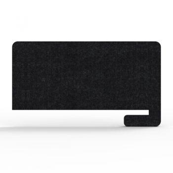 Modular Slide-On Desk Divider, Image 2