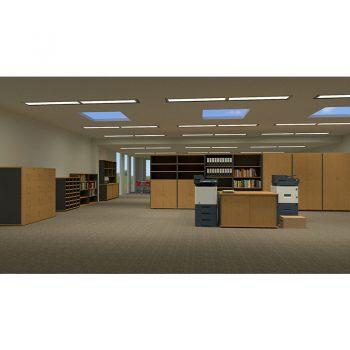 Corporate Storage Furniture Setting