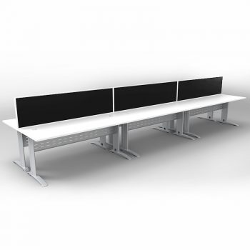 6 desk pod