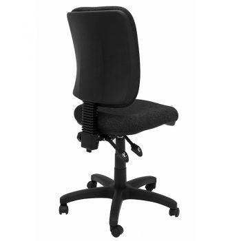 Uni High Back Chair, Rear View
