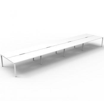 long desk bench