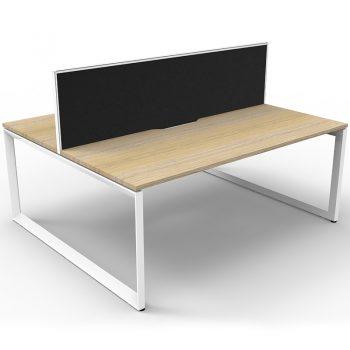 Two Back to back desks