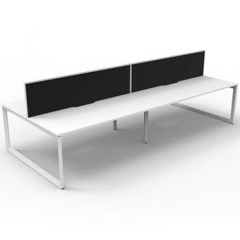 White anvil desks