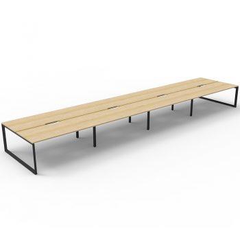 8 desk pod