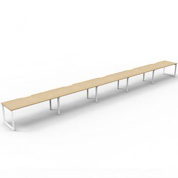 long timber desk