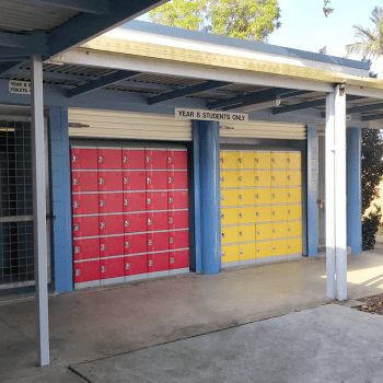 School Plastic Lockers