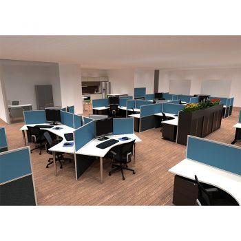 3 way desks