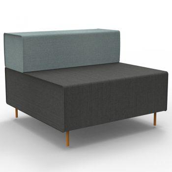 Lulu Single Sided Single Seat, Example 1