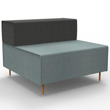 Lulu Single Sided Single Seat, Example 3