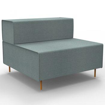 Lulu Single Sided Single Seat, Example 4