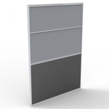Smart Screen Divider, Grey Fabric