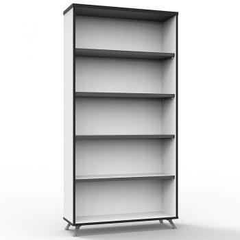 Natural White Bookcase