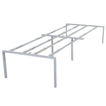 Infinity desk frames