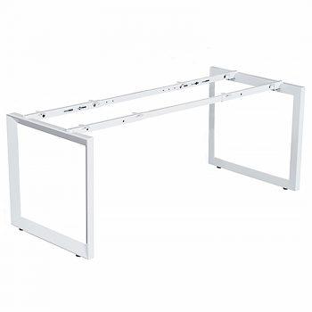 White Desk Base
