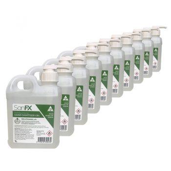 Australian made gel sanitiser
