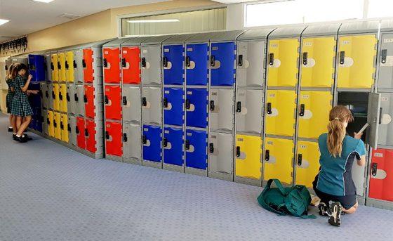 lockers for school