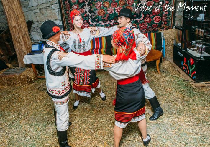 National Moldavian dance, Moldova Moldavia