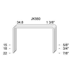 JK560 Capse industriale