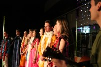 Farewell Party at Sri Ram AshramIndiaPhoto by Shmuel Thaler