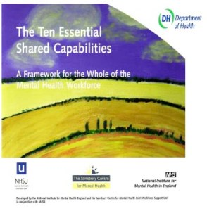 The Ten Essential Shared Capabilities