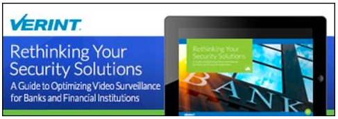 VERINT - Rethinking Your Security Solutions