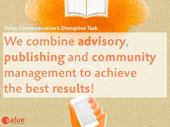 Value Communication — About us 2014.004