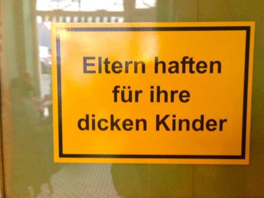 Dicke Lillie Schild IMG_8123