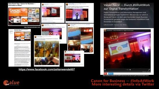 ValueCheck! — Canon #InfoAtWork 26112014.001