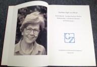 Gudrun Zapf Book 01