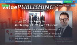 06-drupa2016 ValuePublishing Storify on Canon