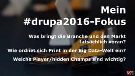 Auszug aus dem Vortrag von Andreas Weber: #drupa2016 Review
