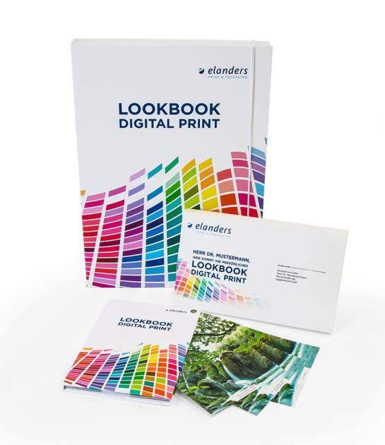 Elanders Lookbook Digital Print