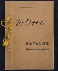 Legendär: In einer Auflage von 300 Exemplaren präsentierte der erste Otto-Katalog Schuhangebote. Foto: OTTO Group