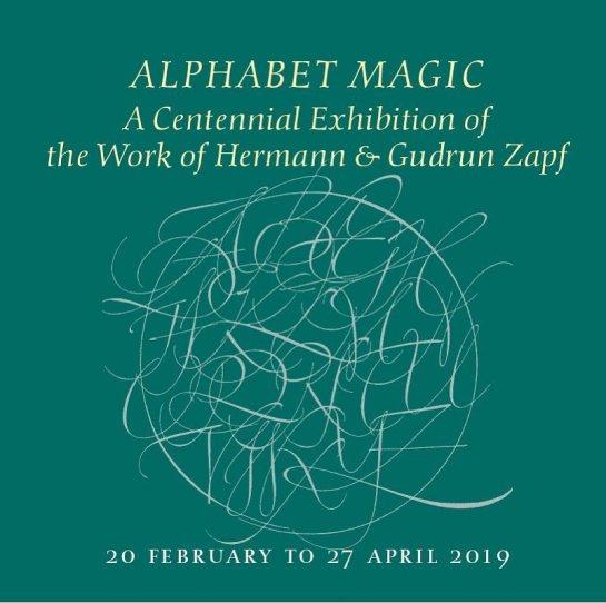 Alphabeth Magic Exhibition NY 2019