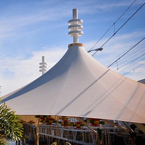 StructureTec Blockout22 Tent Vinyl