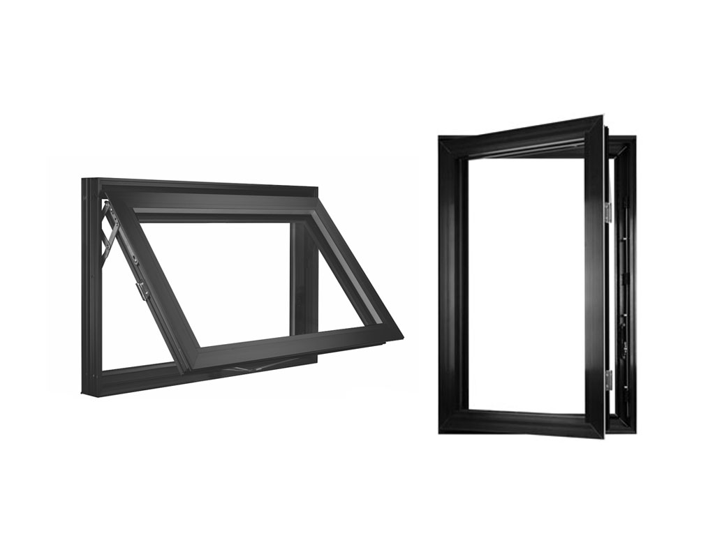 Galaxy Casement Amp Awning Window