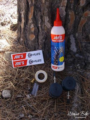 Prueba: kit tubeless JOE´S NO FLATS por Natxo