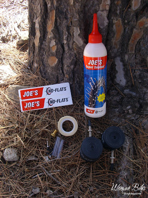 Prueba: kit tubeless JOE´S NO FLATS por Natxo