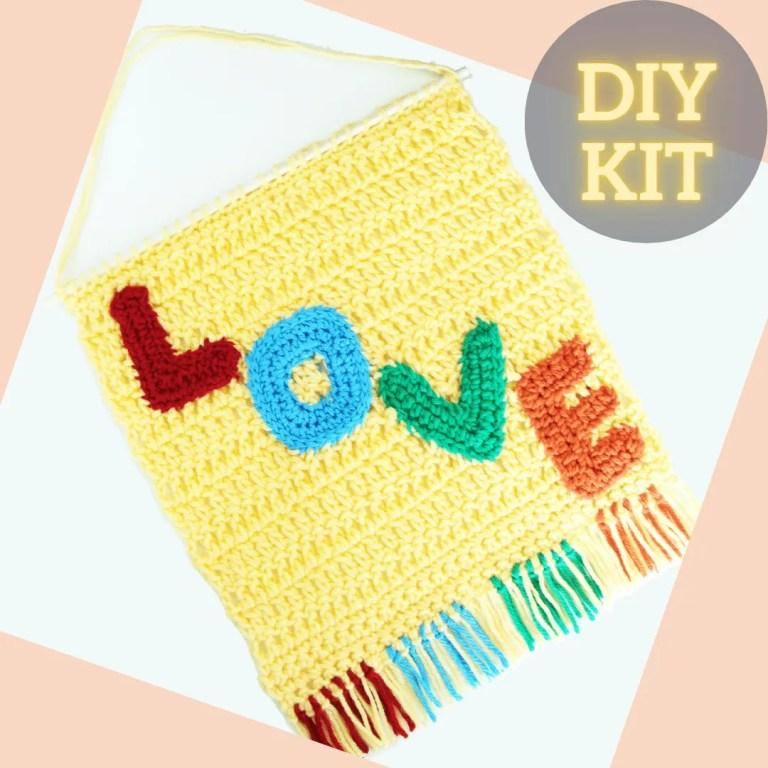 DIY Crochet Kit